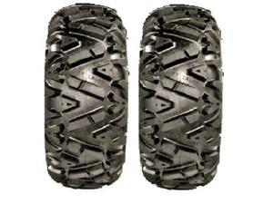 Pair of GBC Dirt Tamer (6ply) ATV Tires [25x9-12] (2)