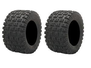 Pair of ITP Quadcross MX Pro 18x10-8 ATV Tires (2)