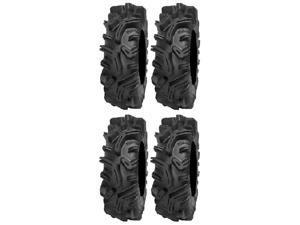 Full set of Sedona Mudda Inlaw 30x10-14 (8ply) Radial ATV Mud Tires (4)