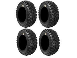 Full set of GBC Kanati Mongrel (10ply) DOT ATV Tires [30x10-15] (4)