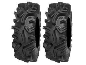 Pair of Sedona Mudda Inlaw 30x10-14 (8ply) Radial ATV Mud Tires (2)