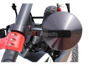 "Dragonfire Racing Defender SS Mirrors - 2"" Clamp"