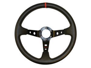 Dragonfire Racing Sport V Steering Wheel - Vinyl