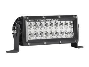 "Rigid Industries E-Series E2 6"" LED Driving High/Low LED Light White [17561H]"