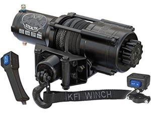 KFI Winch Stealth UTV Series 4500 (Wide) [SE45W]