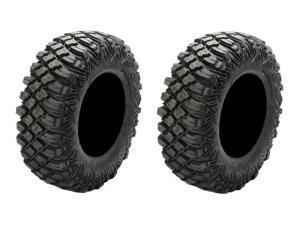 Pair of Pro Armor Crawler XG (8ply) ATV Tires [32x10-14] (2)