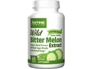 Jarrow Formulas Wild Bitter Melon Extract 60 Tablets