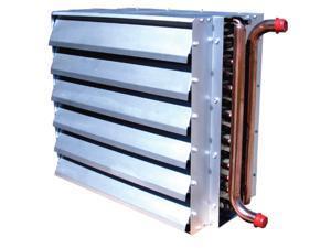 47k BTU Unit Heater Outdoor Furnace Boiler - Single Speed Fan