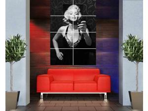 Marilyn Monroe 46 x 32 inches 116 x 81 cm vintage large huge giant poster print picture home decor photo wall art AA04