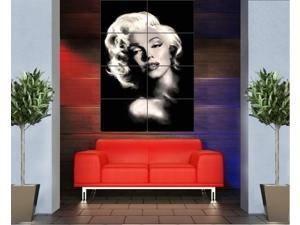 Marilyn Monroe 46 x 32 inches 116 x 81 cm vintage large huge giant poster print picture home decor photo wall art AA11