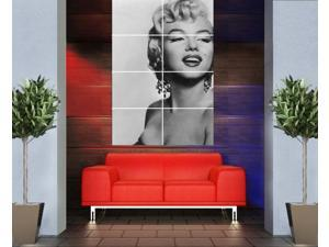 Marilyn Monroe 46 x 32 inches 116 x 81 cm vintage large huge giant poster print picture home decor photo wall art AA17