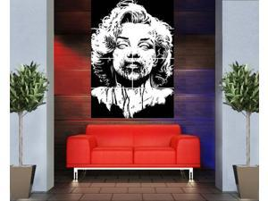 Marilyn Monroe 46 x 32 inches 116 x 81 cm vintage large huge giant poster print picture home decor photo wall art AA23