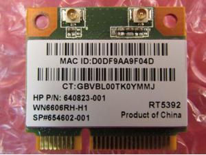 HP Railink RT5392 802.11 b/g/n Mini PCI-e WiFi Card - WN6606RH-H1