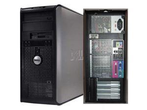 Dell OptiPlex 740 MT - 4GB RAM 160GB HDD Win 7 Professional Computer