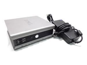Dell OptiPlex GX755 Ultra Small Form Factor PC Core 2 Duo Processor 2GB Ram 80GB HDD DVD-ROM Windows XP Professional Computer