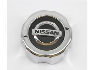 New Replacement Nissan Center Wheel Hub Caps for Pathfinder Frontier Clip Size 107mm Pack of 4