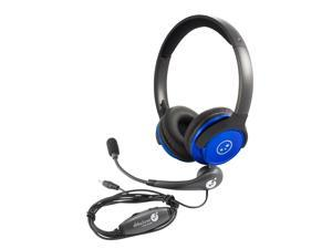 CLEAR VOICE (TL210BLM-U)Telecom / Cellular Stereo Headphone with Linx® Microphone
