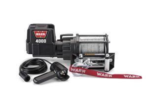 Warn 94000 4000 DC&#59; Utility Winch