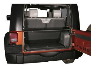 Tuffy Security Products 286-01 Tailgate Security Enclosure 07-10 Wrangler (JK)