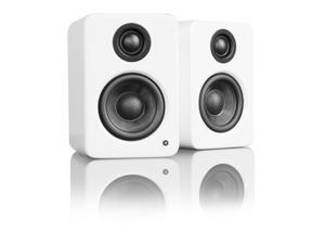 Kanto YU2 Powered Desktop Speakers, Matte White
