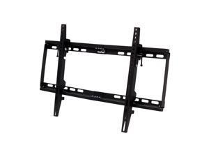 NavePoint Slim Low Profile TV Mount Bracket LED LCD Tilt 37 - 65 Inches Black