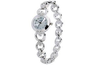 Time100 Clover Diamond Bracelet Ladies Dress Jewelry Quartz Watch Gifts #W50053L.01A