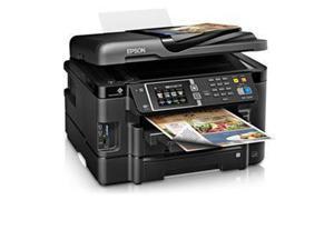 Epson Workforce Wf-3640 Inkjet Multifunction Printer -