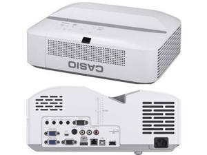 LampFree XJ-UT310WN DLP Projector - 720p - HDTV - 16:10   3100 lm - HDMI - USB - VGA In - Ethernet - Wireless LAN - 230 W XJ-UT310WN
