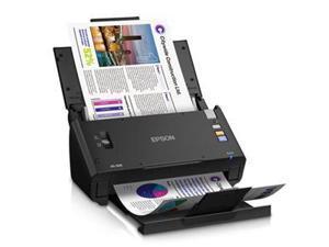 EPSON WorkForce DS-520(B11B234201) Duplex 600 dpi USB color document scanner
