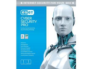 Eset Cyber Security Pro for Mac 1-User