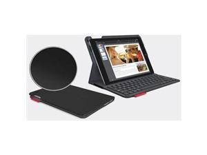 Logitech Black Type+ Protective case with integrated keyboard for iPad Air 2 Model 920-006912