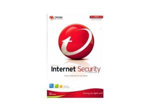 Trend Micro Internet Security 1-User for Mac Codekey