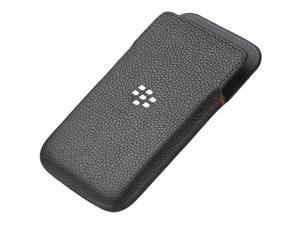 BlackBerry OEM Classic Leather Pocket Black