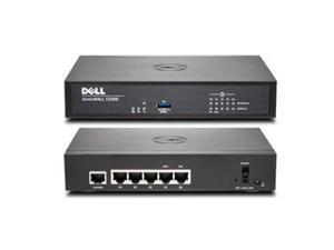 SonicWALL TZ300 Network Security/Firewall Appliance with 1 Year TotalSecure