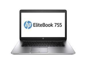 "HP Laptop EliteBook 755 G2 AMD A10-Series A10 Pro-7350B (2.10 GHz) 8 GB Memory 180 GB SSD AMD Radeon R6 Series 15.6"" Windows 7 Professional 64-Bit (available through downgrade rights from Windows 10 P"
