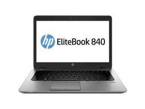 "HP EliteBook 840 G2 (P0C58UT#ABA) Laptop - Intel Core i5 5200U (2.20 GHz) 8 GB DDR3 256 GB SSD Intel HD Graphics 5500 14.0"" HD+ 1600 x 900 720p HD webcam Windows 7 Professional 64-Bit"