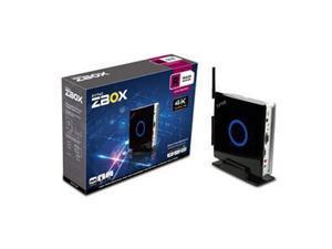 Zotac ZBOX ZBOX-RI531-U Desktop Computer - Intel Core i3 i3-5010U 2.10 GHz - Mini PC - Black