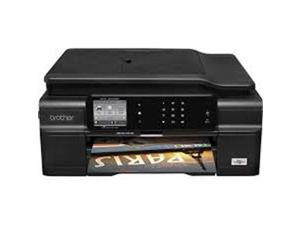 Brother Work Smart MFC-J480DW Inkjet Multifunction Printer - Monochrome - Plain Paper Print - Desktop