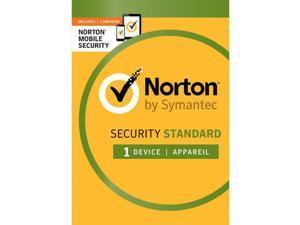 Norton Security 3.0 Standard 1-User 1-Year PKC BIL