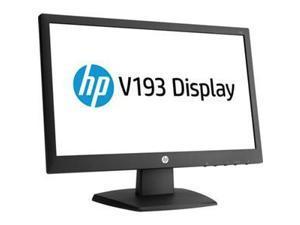 "HP Business V193b 18.5"" LED LCD Monitor - 16:9 - 5 ms"