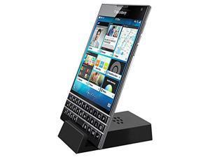 Genuine BlackBerry Passport Sync Pod / Charging Pod / Desktop Dock - Black