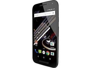 Motorola Moto G 3rd Gen Smartphone LTE, Black