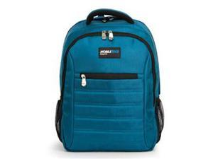 "Mobile Edge Carrying Case (Backpack) for 17"" MacBook, Notebook, Tablet - Teal"