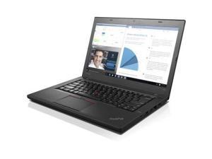"Lenovo ThinkPad T460 20FN002VUS 14"" (In-plane Switching (IPS) Technology) Notebooks - Intel Core i7 (6th Gen) i7-6600U Dual-core (2 Core) 2.60 GHz - Black"