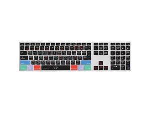 KB Cover Mac Ultra Thin Logic Pro Shortcuts w/Num Pad