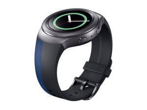 Samsung Gear S2 Mendini Band - Blue/Black