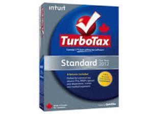 Intuit TurboTax Standard 2013
