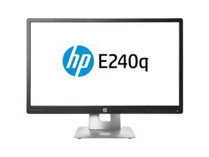 """HP Business E240q 23.8"""" LED LCD Monitor - 16:9 - 7 ms"""