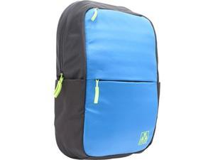 "M-Edge Tech Pack Carrying Case for 11"" Notebook - Aqua, Lime"