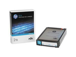 """HEWLETT-PACKARD Q2046A 2 TB 2.5"""" RDX Technology Hard Drive Cartridge"""